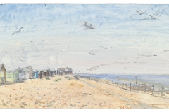 Kingsdown Beach Huts, Sophie Levi