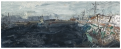 Harbour, Normandy, Sophie Levi