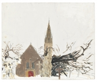 Normandy Church, Sophie Levi