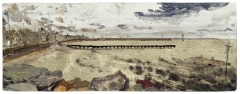 Normandy Jetty, Sophie Levi